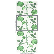 Load image into Gallery viewer, Schumacher Queen Fruit Wallpaper 5011411 / Jade