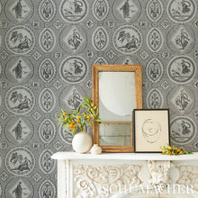 Load image into Gallery viewer, Schumacher Les Scenes Contemporaines Wallpaper 5011492 / Mineral