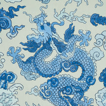 Load image into Gallery viewer, Schumacher Magic Mountain Dragon Wallpaper 5011590 / Porcelain
