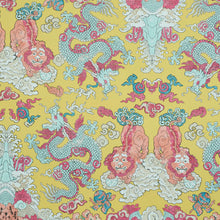Load image into Gallery viewer, Schumacher Magic Mountain Dragon Wallpaper 5011591 / Blush