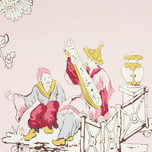 Load image into Gallery viewer, Schumacher Chinoiserie Moderne Wallpaper 5011651 / Pink