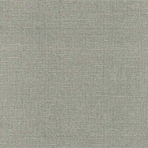 SCHUMACHER DELACROIX SILK OTTOMAN FABRIC 54965 / NICKEL