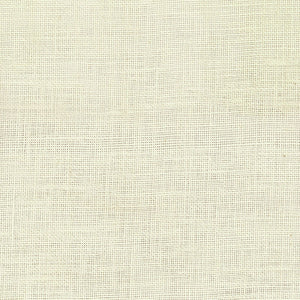 SCHUMACHER ANTRIM JUTE PLAIN FABRIC 55700 / CREAM