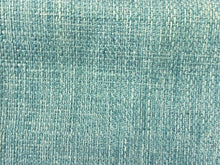Load image into Gallery viewer, Mid Century Modern MCM Textured Lustrous Upholstery Drapery Fabric Mauve Lavender French Blue Antique Blue Denim Blue RMC-Prelude III