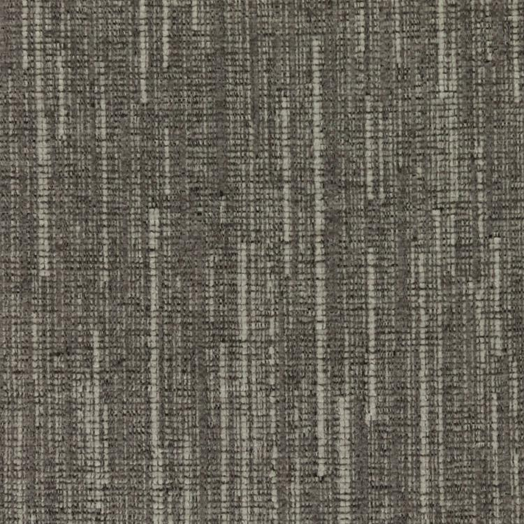 Rialto Gray Drapery Light Upholstery Fabric / Platinum