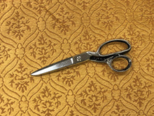 Load image into Gallery viewer, Kravet Design Yellow Gold Medallion Damask Chenille Upholstery Fabric
