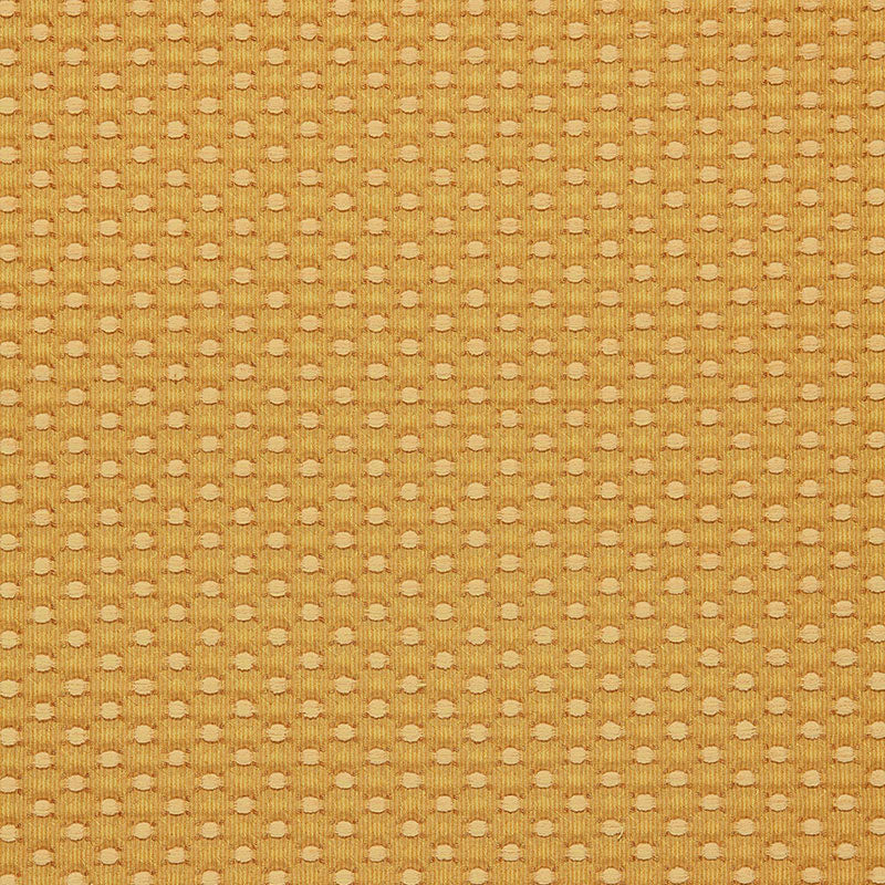 SCHUMACHER MONSERAT CHENILLE FABRIC 60284 / GOLD