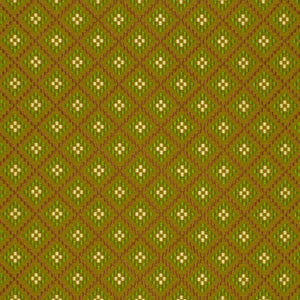 SCHUMACHER CHECKERS FABRIC 64411 / CHARTREUSE / LEAF