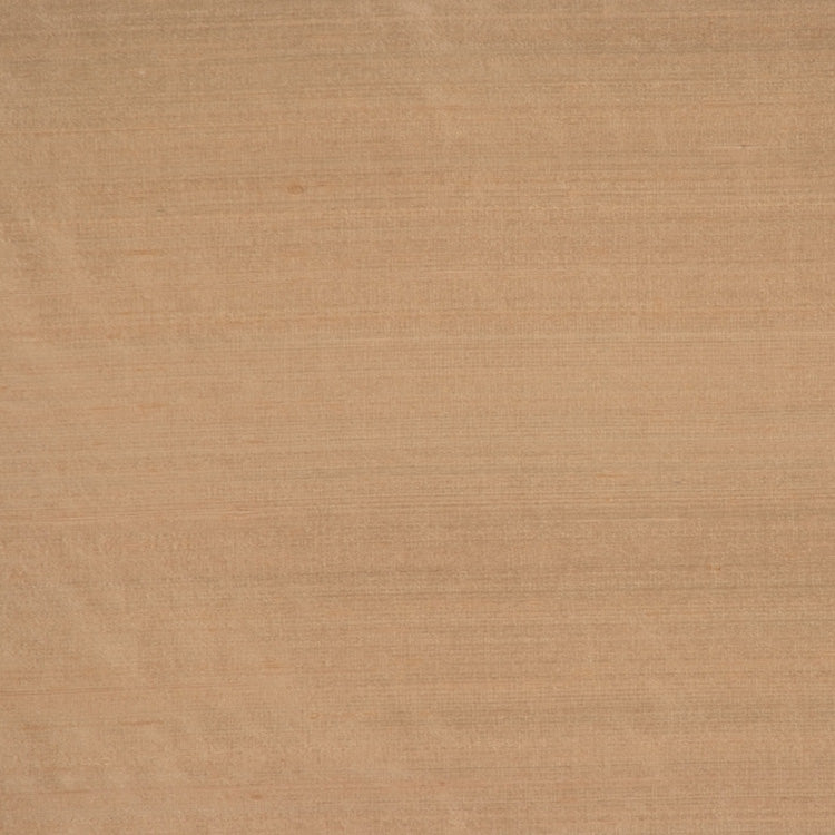 Pure Handwoven Silk Dupioni Drapery Fabric Brow Beige / Brownstn
