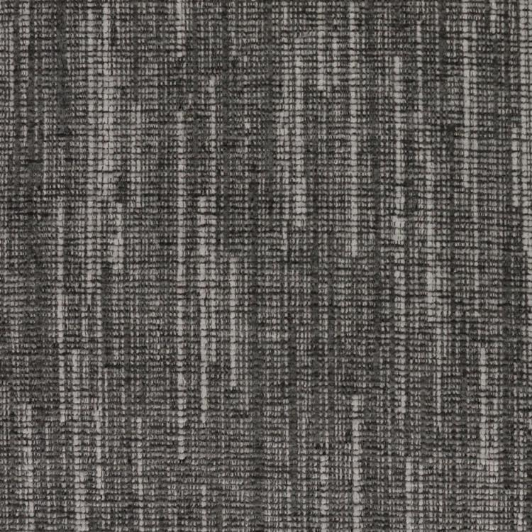 Rialto Gray Drapery Light Upholstery Fabric / Thunder