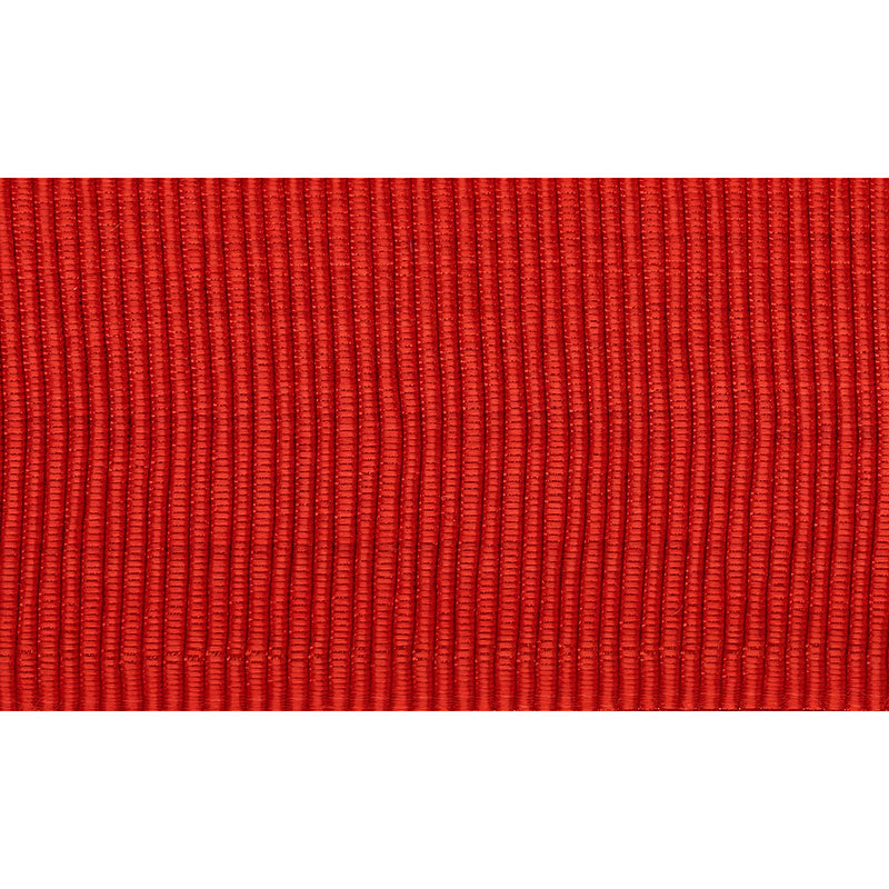 Schumacher Faille Tape Trim 70849 / Red