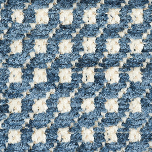 SCHUMACHER TOSCANA FABRIC 73502 / BLUE