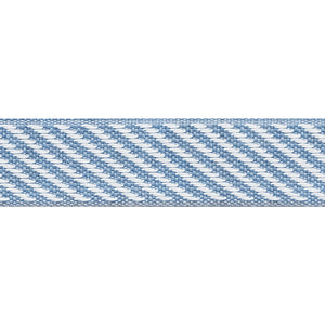 Schumacher Bobo Tape Trim 73603 / Blue