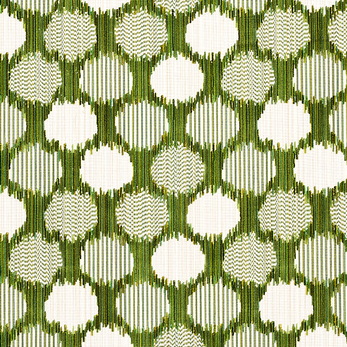 Schumacher Cirque Velvet Fabric 73922 / Green