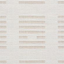 Load image into Gallery viewer, SCHUMACHER TIASQUAM WEAVE FABRIC 75663 / NATURAL