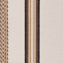 Load image into Gallery viewer, SCHUMACHER KAYENTA STRIPE FABRIC 77450 / NEUTRAL
