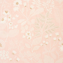 Load image into Gallery viewer, SCHUMACHER EMALINE EMBROIDERY FABRIC 78310 / BLUSH