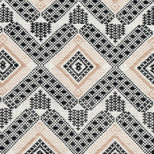 Load image into Gallery viewer, Schumacher Ocosito Hand Woven Fabric 78900 / Black