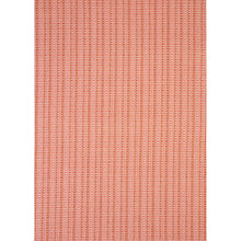 Load image into Gallery viewer, SCHUMACHER TARNBY STRIPE FABRIC 79082 / CORAL