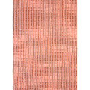 SCHUMACHER TARNBY STRIPE FABRIC 79082 / CORAL