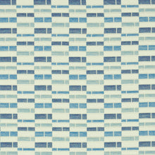 Load image into Gallery viewer, SCHUMACHER ASHCROFT INDOOR/OUTDOOR FABRIC 79160 / BLUE