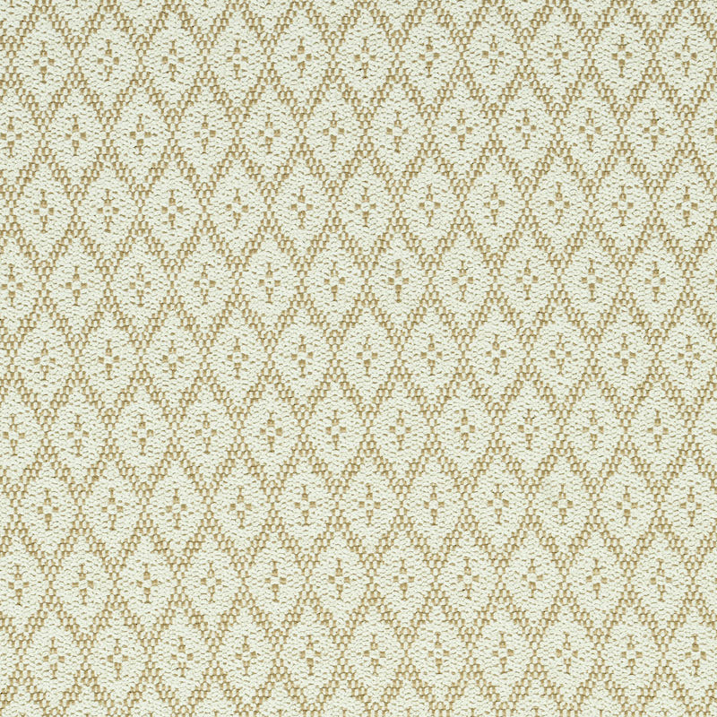SCHUMACHER OLMSTED INDOOR/OUTDOOR FABRIC 79171 / NATURAL