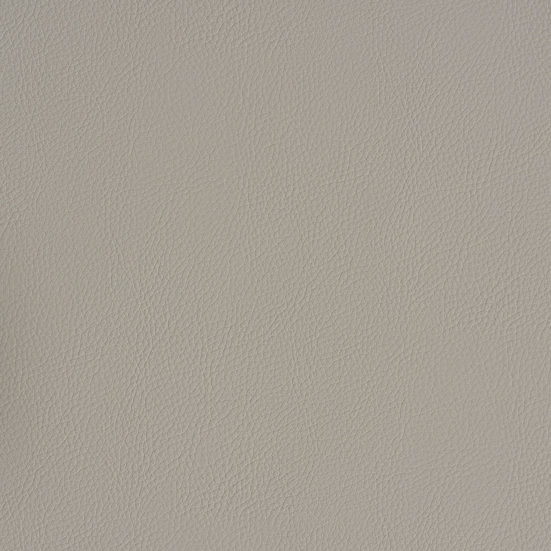SCHUMACHER INDOOR/OUTDOOR VEGAN LEATHER FABRIC 79554 / STONE