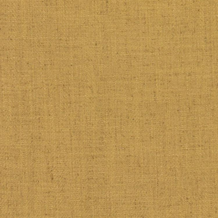 Barrister Upholstery Minimalist Linen Poly Fabric / Honey