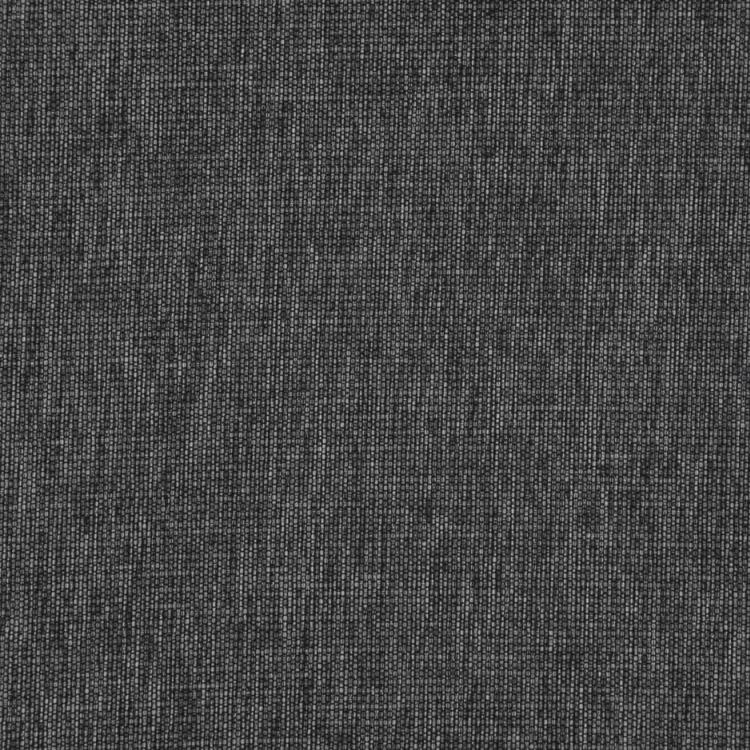 Ocean Drive Solid Charcoal Gray Upholstery Fabric / Shadow