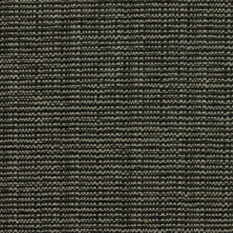 Bronco Black Charcoal Upholstery Fabric / Nightfall