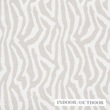 Load image into Gallery viewer, SCHUMACHER AMANZI INDOOR OUTDOOR FABRIC / NATURAL