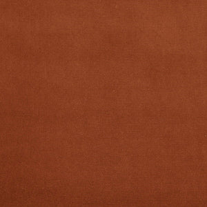 SCHUMACHER GAINSBOROUGH VELVET FABRIC / AMBER