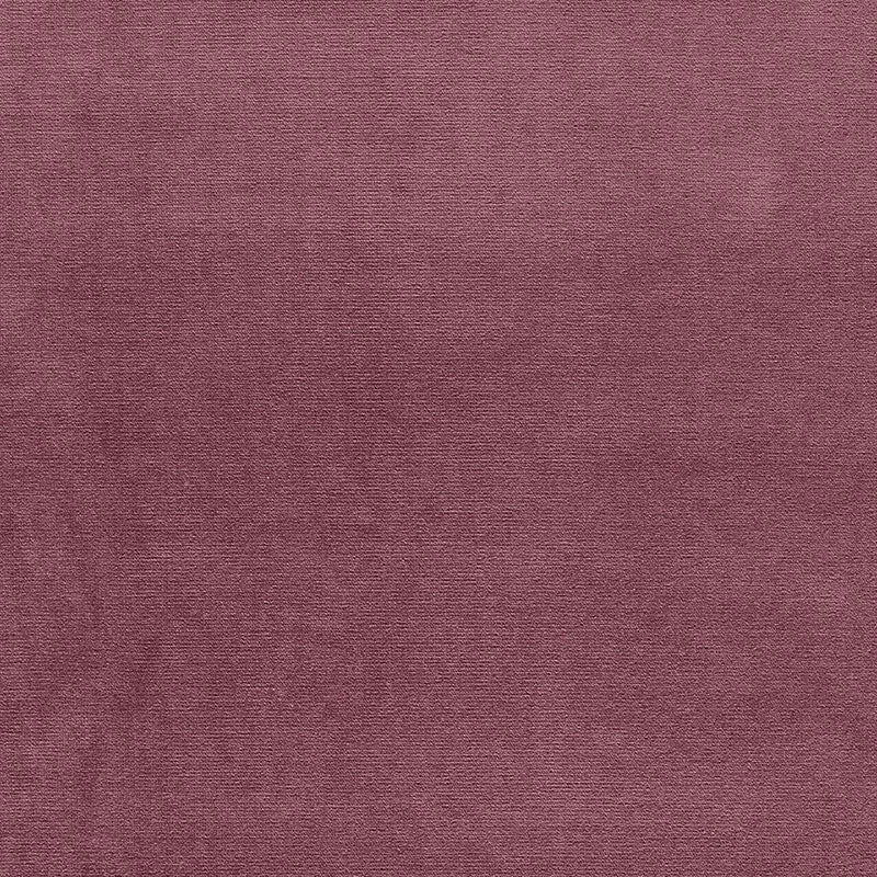SCHUMACHER GAINSBOROUGH VELVET FABRIC / AMETHYST