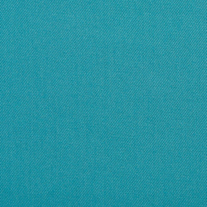 Essentials Cotton Twill Aqua Upholstery Fabric / Gulf