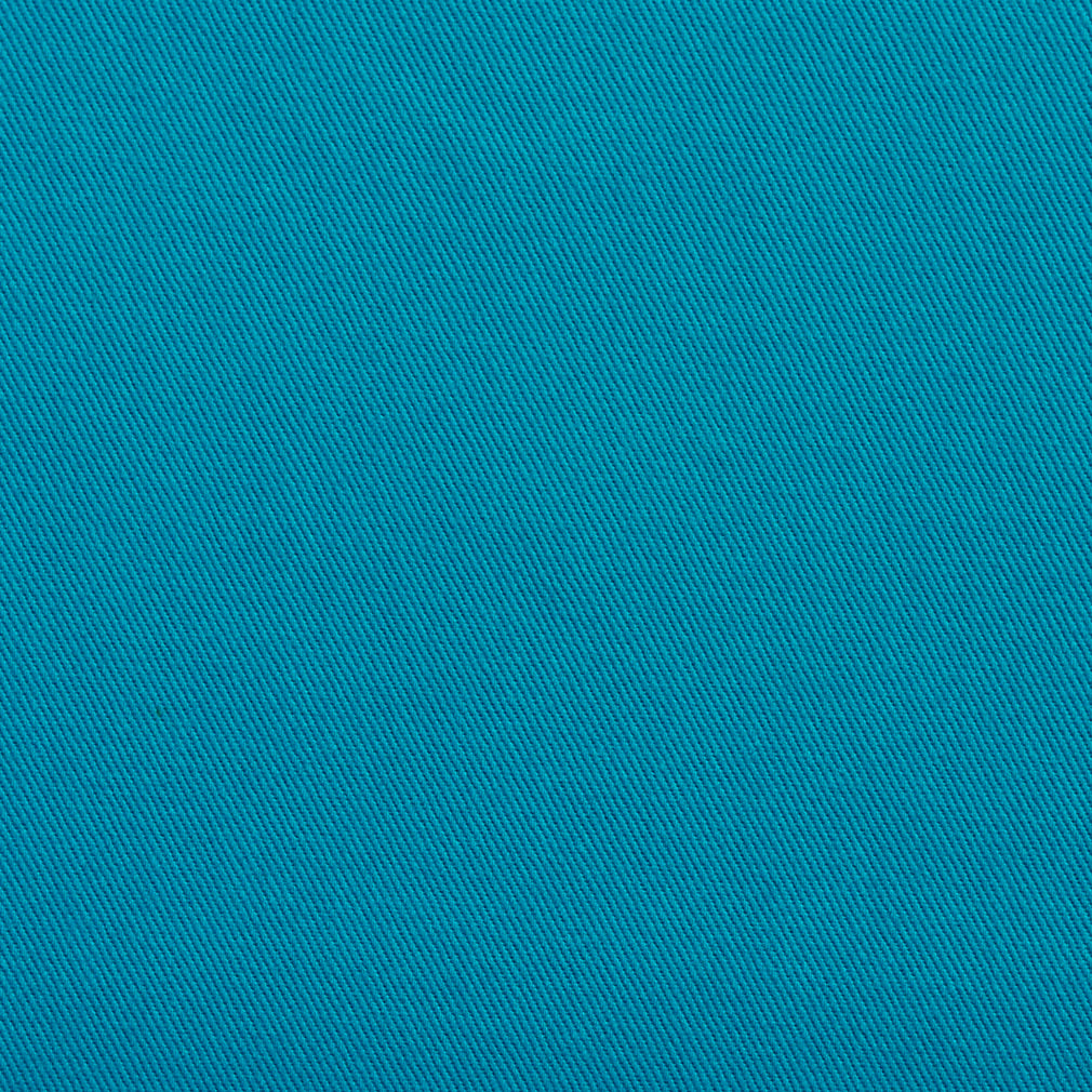 Essentials Cotton Twill Aqua Upholstery Fabric / Lagoon