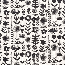 Load image into Gallery viewer, SCHUMACHER WILD THINGS FABRIC / BLACK