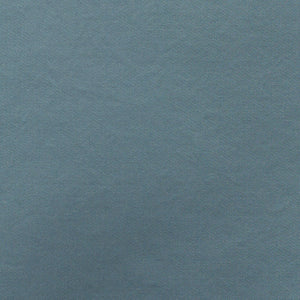 SCHUMACHER LUCA SATIN FABRIC / BLEU