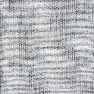 SCHUMACHER BABE'S TWEED FABRIC / BLUE