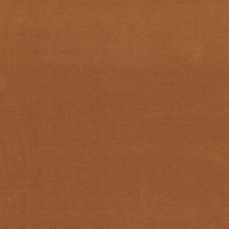 SCHUMACHER GAINSBOROUGH VELVET FABRIC / BUTTERSCOTCH