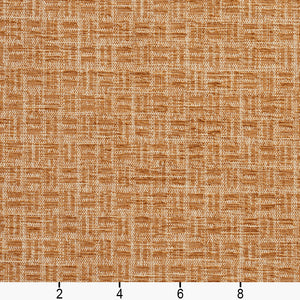 Essentials Heavy Duty Upholstery Drapery Basketweave Fabric / Light Brown