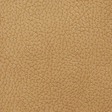 Load image into Gallery viewer, Essentials Breathables Beige Heavy Duty Faux Leather Upholstery Vinyl / Camel