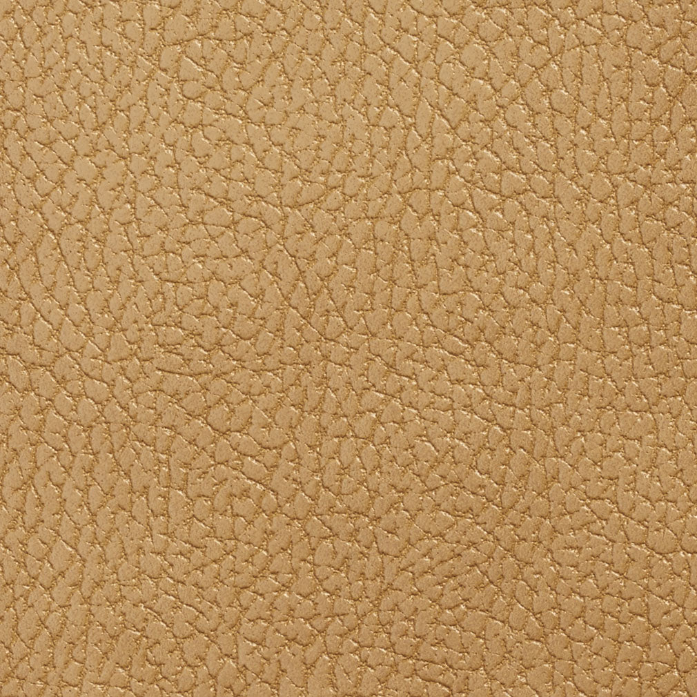 Essentials Breathables Beige Heavy Duty Faux Leather Upholstery Vinyl / Camel