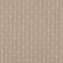 Load image into Gallery viewer, Essentials Beige Cream Upholstery Fabric / Sand Dot