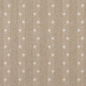 Essentials Beige Cream Upholstery Fabric / Sand Posey