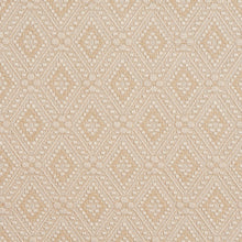 Load image into Gallery viewer, Essentials Upholstery Geometric Fabric / Beige