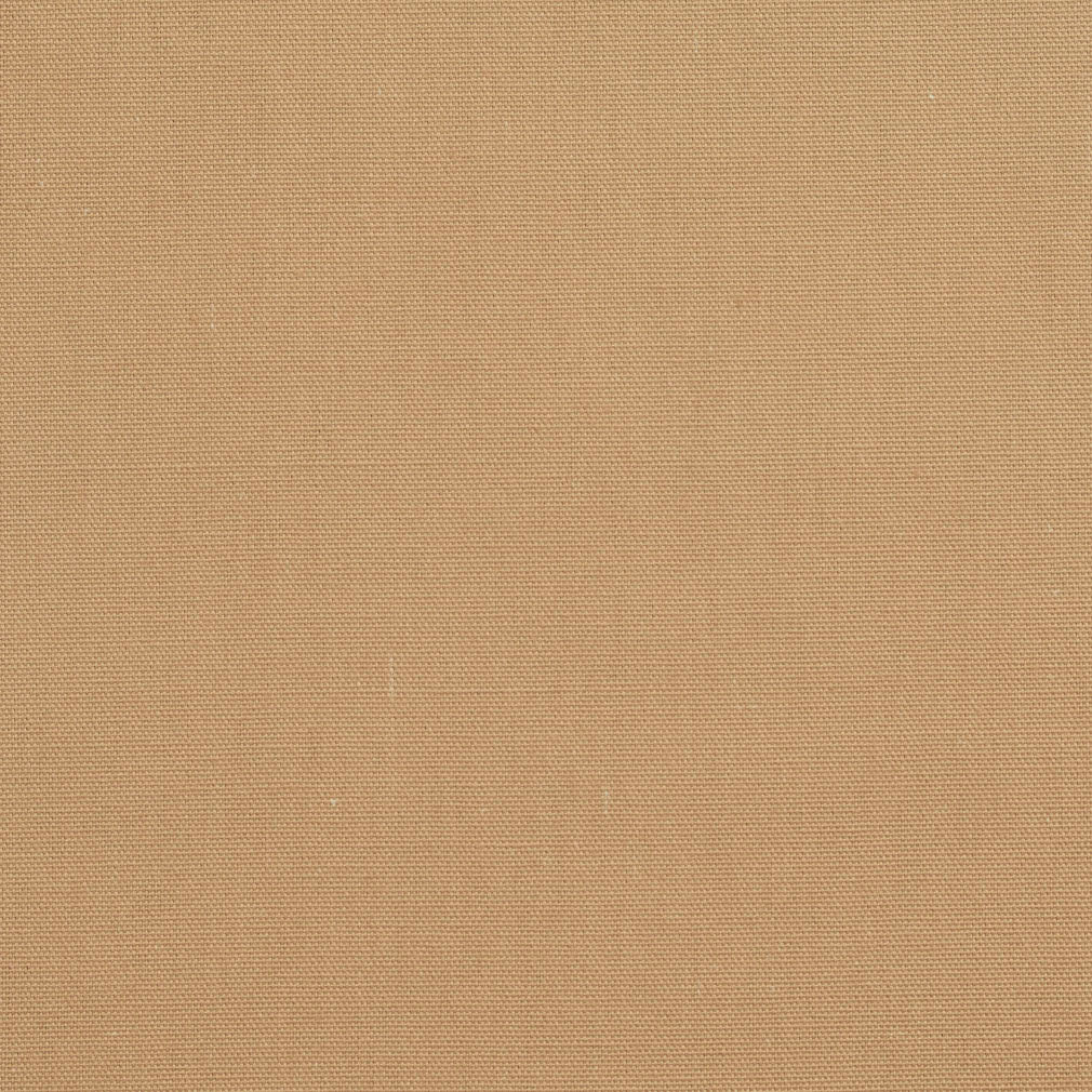 Essentials Cotton Duck Beige Upholstery Drapery Fabric / Latte