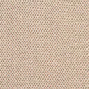 Essentials Upholstery Mini Check Fabric / Beige