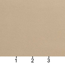 Load image into Gallery viewer, Essentials Breathables Beige Heavy Duty Faux Leather Upholstery Vinyl / Parchment
