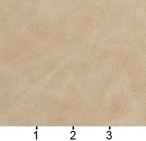 Essentials Breathables Beige Heavy Duty Faux Leather Upholstery Vinyl / Sand