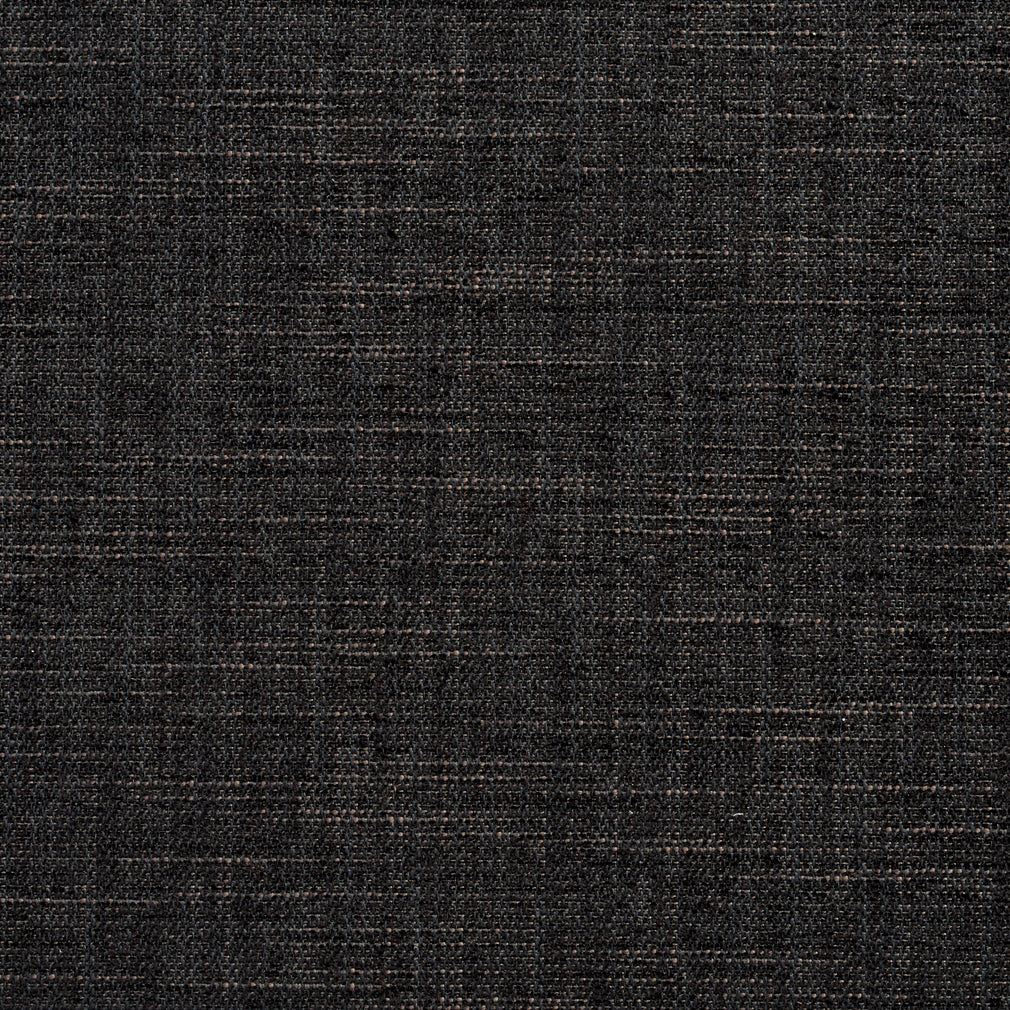 Essentials Heavy Duty Upholstery Drapery Fabric / Black